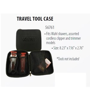 WAHL TRAVEL TOOL CASE