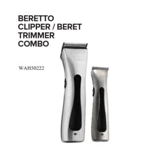 WAHL BERETTO/BERET COMBO