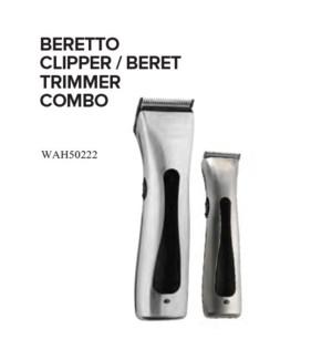 WAHL BERETTO/BERET COMBO (WA50222)