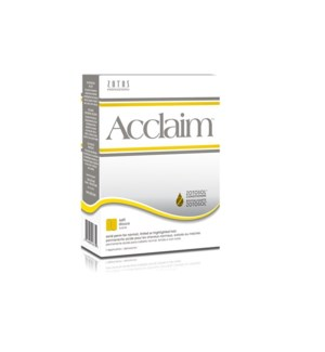 ZO ACCLAIM ACID BALANCED PERM (WHITE WITH GREY/YEL)