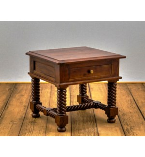 Valencia Twist End Table