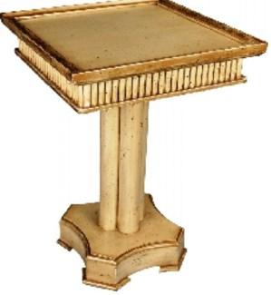 Savoy Scatter Table