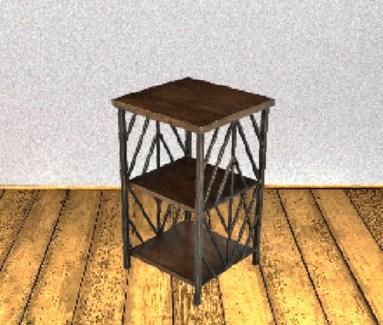 Angular Scatter Table