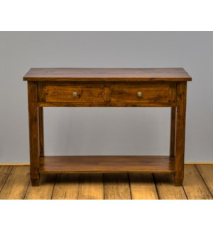 Bike Chain 2 Drawer Console Table