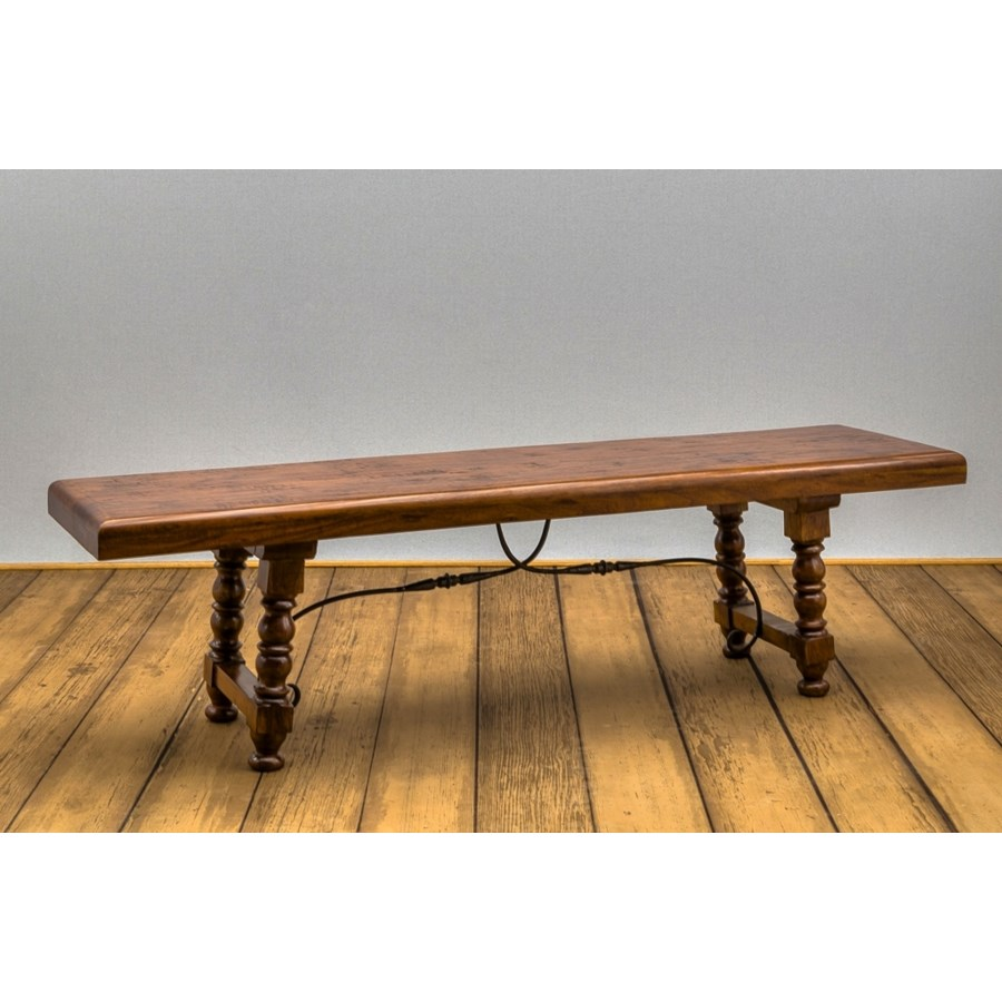 "72"" Monk Bench"