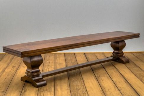 "96"" Trestle Bench"