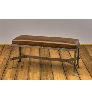 Bandera Iron Bench