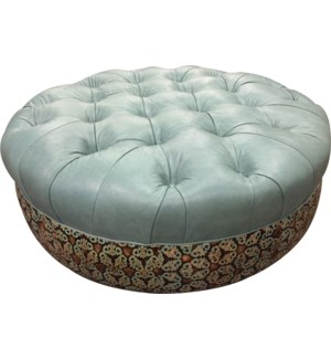 Cambridge Round Ottoman