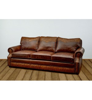 Texan Straight Sofa