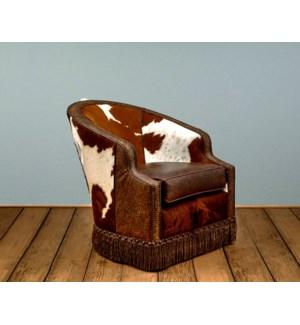 Lawton Game Chair w/ Glider Swivel Base