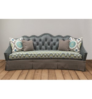 Venice Tufted Back Sofa