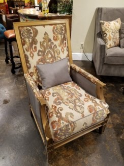 Mandalay Accent Chair