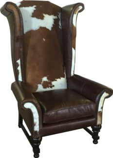 Throne High Back Chair