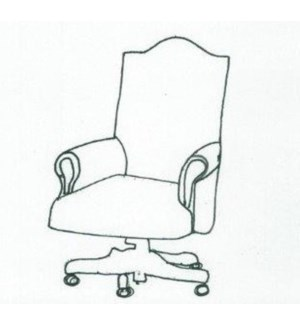 Birmingham Executive Office Chair