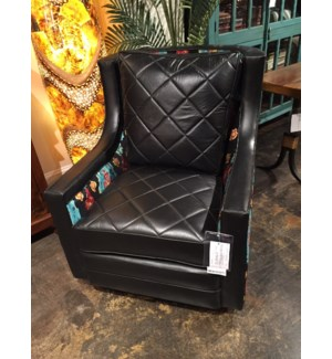 Cheyenne Club Chair w/ Swivel Base