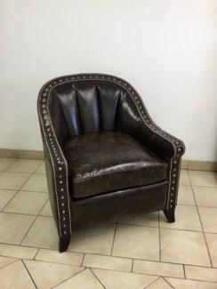Cigar Club Chair