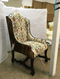 Moroccan Captain Chair