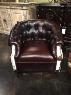 Texarkana Club Chair
