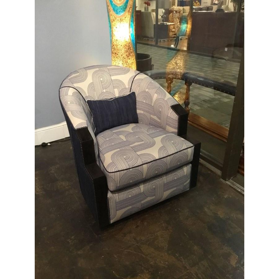 Newton Game Chair w/ Glider Swivel Base