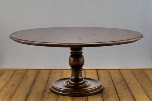 "48"" Round Spanish Dining Table"