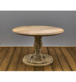 "54"" Round Spanish Dining Table"