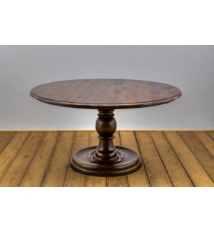 "60"" Round Spanish Dining Table"