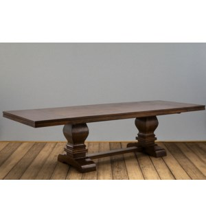 "96"" ME Trestle Dining Table"