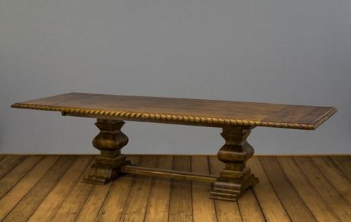 "120"" Remington Trestle Dining Table"