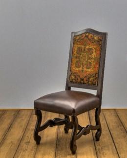 Crown Wood Framed Back Side Chair