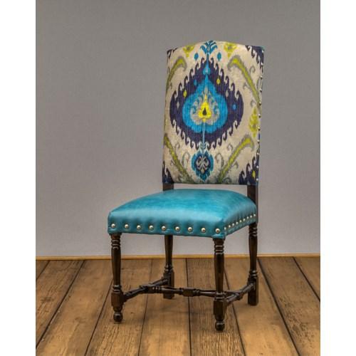Spanish Side Chair