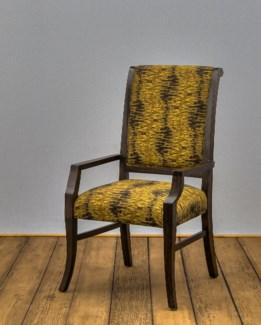 Quatrefoil Arm Chair