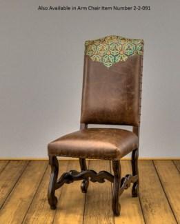 Crown Yoke Arm Chair