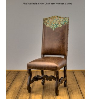 Crown Yoke Arm Chair