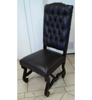 Crown Tufted Side Chair