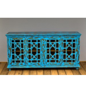 Bridgetown Carved 4 Door Buffet