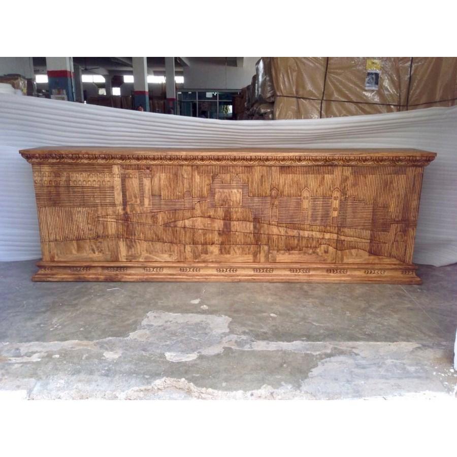 Amer Carved 5 Door Buffet