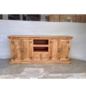 Amer Carved TV Plasma Cabinet