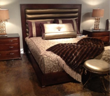 Gilda King Bed
