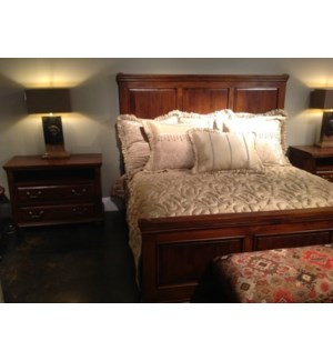 Candace Queen Bed