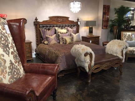 Normandy King Bed