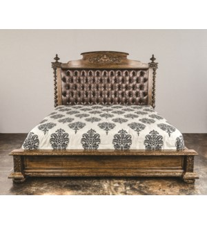 Normandy Queen Bed