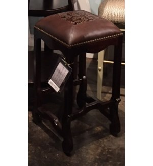 Crown Square Stool