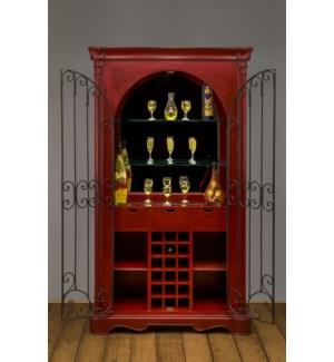 Taos Bar Cabinet
