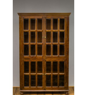 Bridgetown 4 Door Display Cabinet