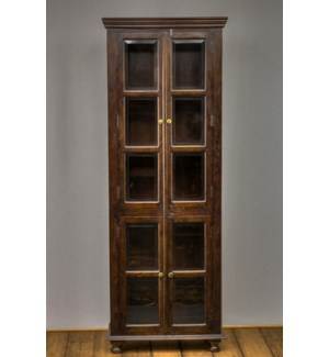 Bridgetown 4 Door Tall Vitrine