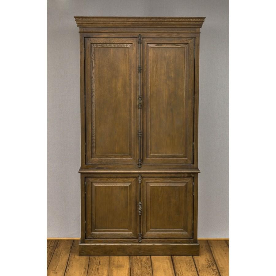 Hampton 4 Door Armoire