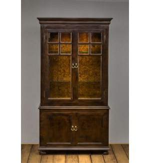 Kensington 4 Door Display Cabinet