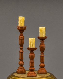 Gemini Candle Stand