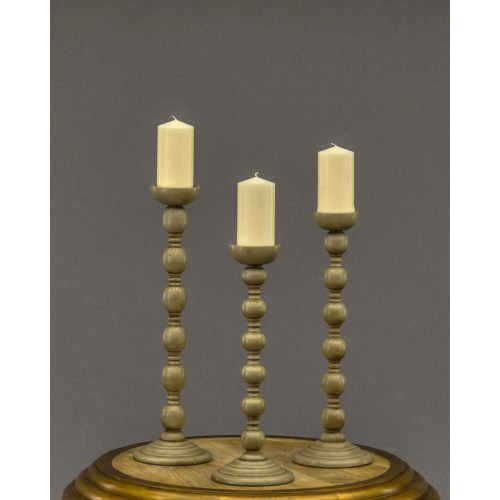 Barley Twist Candle Stand