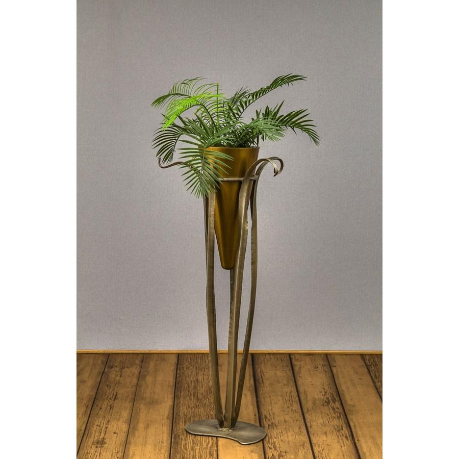 Flora Vase W Stand